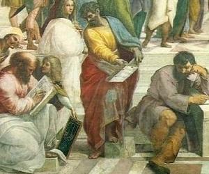 Философия Гераклита Эфесского и пифагорийцев