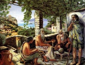Античная философия: возникновение, особенности и этапы. Милетские философы о первоначале мира.
