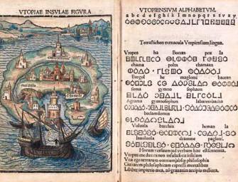 «Утопия» Томаса Мора и политическая философия Николо Макиавелли