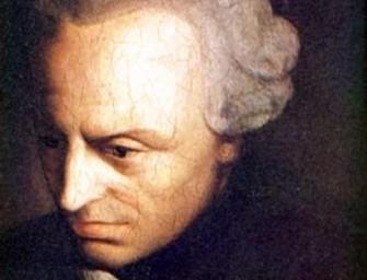 Критическая философия» Иммануила Канта: теория познания