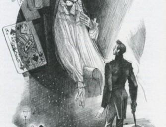 «Пиковая дама» А.С. Пушкина: загадка трех карт