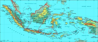 Индонезия: страна 17000 островов