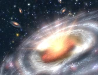 Современная астрофизика от А до Я