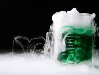 Скорость химической реакции