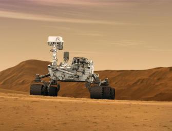 Роботы на Марсе