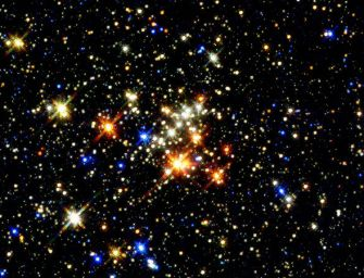 Звезды — далекие солнца