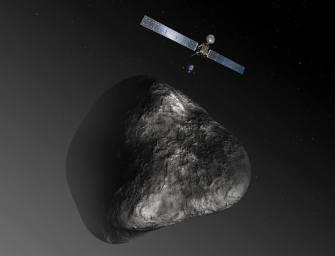 «Верхом на комете»