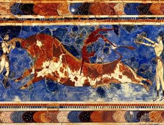 Религия Крито-микенского периода и архаического времени (III тыс. – VI вв. до н. э.)
