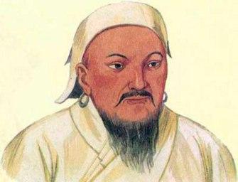 Чингисхан и Монгольская империя