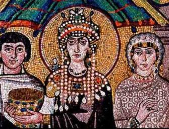 Мозаики Равенны. Ранние иконы
