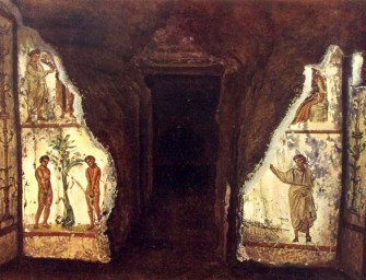 Позднеантичное и раннехристианское искусство