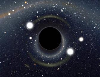 Черные дыры для начинающих