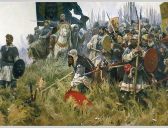 Дмитрий Донской и Куликовская битва