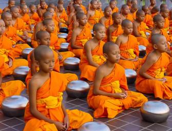 История буддизма от создания общины