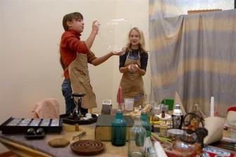 Научно-познавательный клуб «Маленькие Находчивые»