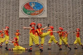 Студия современного танца «Камелия» в корпусе МПГУ на Юго-Западной