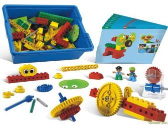 Мои первые конструкции и мои первые механизмы для ребят 5-7лет