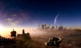 Мир будущего. Космическая архитектура. Братья по разуму.