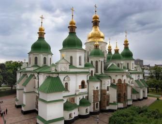 Храм Святой Софии в Киеве и софийские соборы в Новгороде и Полоцке