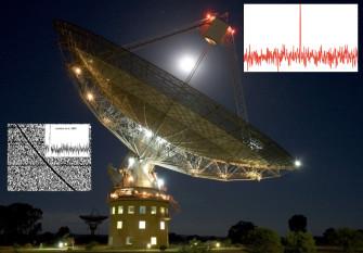 Быстрые радиовсплески: новая загадка в небесах