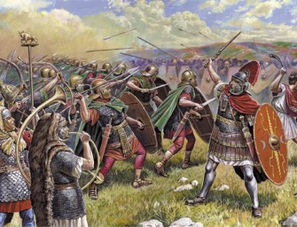 Ранняя республика. Рим и войны.