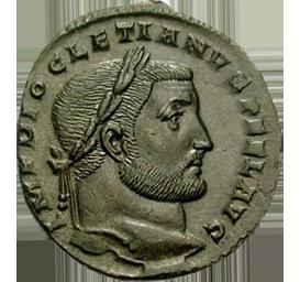 Римская империя III–V вв. Доминат.