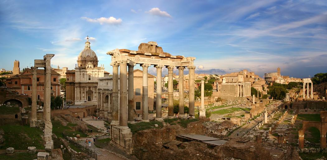 Forum_Romanum_Rom