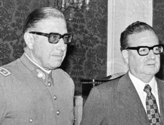 Революция и контр-революция в Чили 1970-1973 гг. Альенде и Пиночет — два лика Чили.