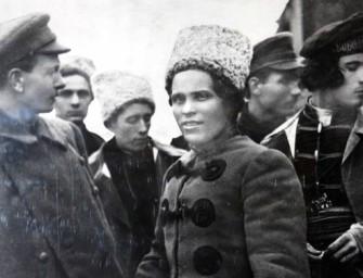 Махновское повстанческое движение в Революции 1917-1921 годов