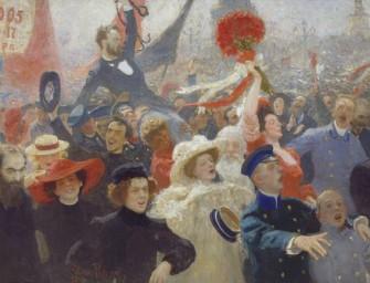 Первая Русская Революция 1905-1907 гг и Декабрьское вооруженное восстание в Москве.