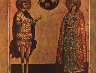Искусство после татарского разгрома: основная проблематика