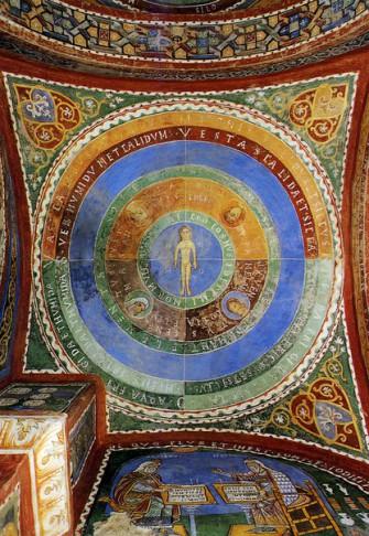 Романская живопись