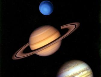 Планеты-гиганты и планеты-карлики