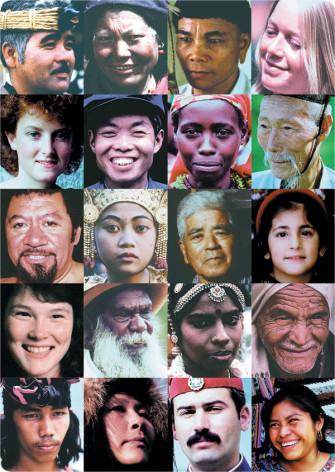 Происхождение человеческих рас