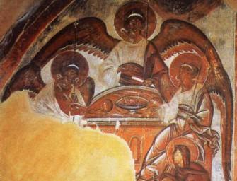 Русское искусство второй половины ХIV и начала XV в. Феофан Грек.