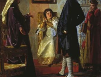 Церковь при государстве: политика Петра I в духовной сфере