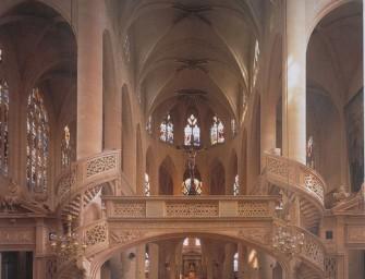 Искусство поздней готики. Архитектура.