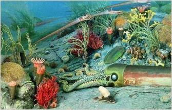 Эволюция биоразнообразия