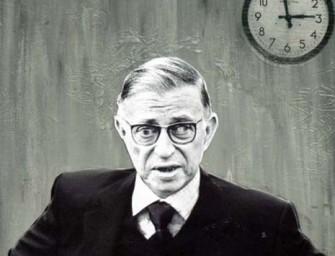 Ангажированный интеллектуал (50-60-е годы)