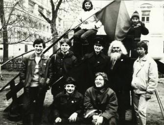 Конфедерация анархо-синдикалистов и другие: анархисты СССР в 1989-1991 годах.