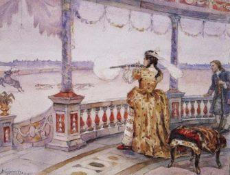 «Престрашного была взору»: императрица Анна Иоанновна в воспоминаниях современников