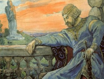 Князь Владимир Святославович. Крещение Руси