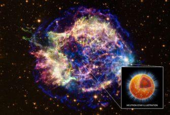 Жизнь нейтронной звезды
