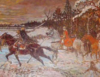 Княгиня Ольга и ее сын Святослав или попытки изменить Русь.