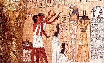 Культура и мировоззрение египтян эпохи Древнего царства