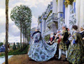 Императрица Елизавета Петровна и придворная жизнь ее времени