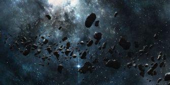 За поясом астероидов