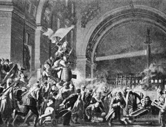 Революционный 1917-й год: От февральской революции к октябрьской