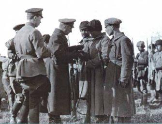 Гражданская война в России 1918-1919 гг.