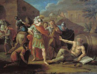Этические учения эпохи раннего эллинизма: киники, эпикурейцы, стоики